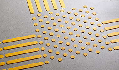 Tactile Ground Surface Indicators